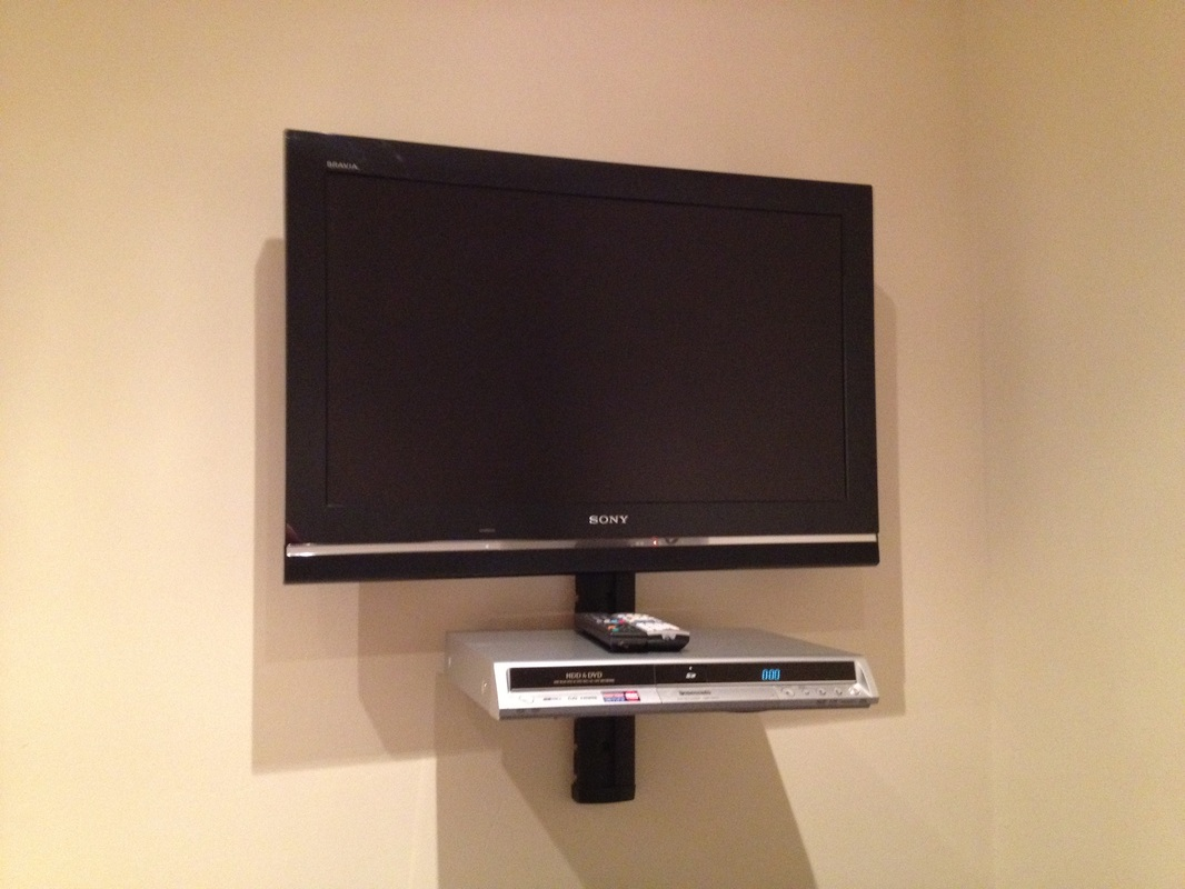 Tv Wall Mounting Page 1 Aerial Satellite Audio Visual Installer