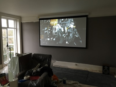 Tv Wall Mounting Page 2 Aerial Satellite Amp Audio Visual