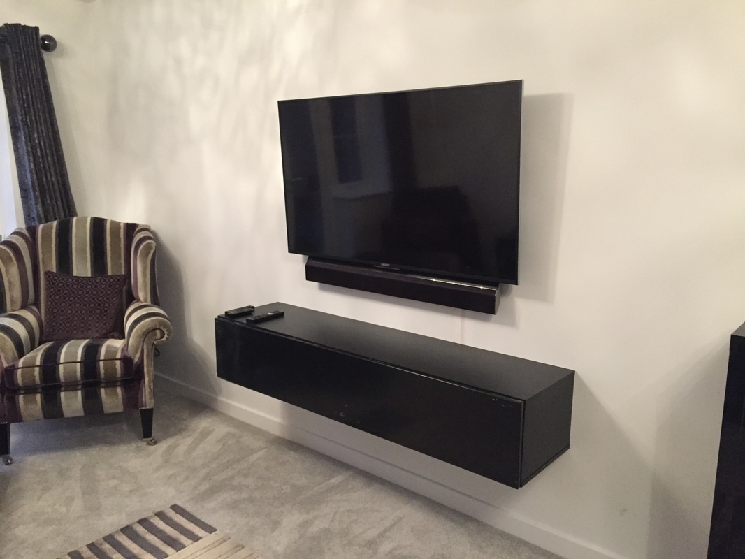 Tv Wall Mounting Page 1 Aerial Satellite Audio Visual Installer # Meuble Tv Sony Home Cinema